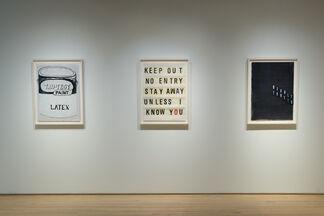 Todd Norsten: N O W H E R E, installation view