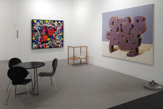 Mai 36 Galerie at Frieze London 2014, installation view
