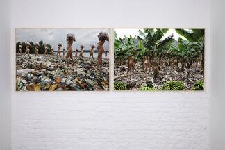 Galeria Aura at Latitude Art Fair, installation view