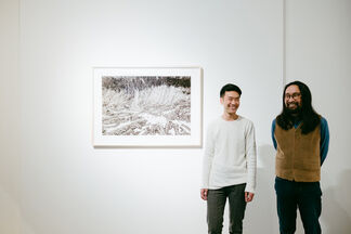 Inside The Reed and Ice Crystal -Stanley Fung and Xie Hong Dong Exhibition 道在稊稗冰晶 ─ 馮君藍 謝紅東 攝影聯展, installation view