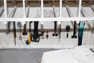 Challenge Yourself: Judy Chicago's Studio Art Pedagogy, installation view