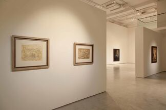 Zao Wou-Ki — A Memorial Exhibition, works from 1947 - 2008, installation view
