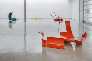 Anthony Caro: Works from the 1960s, installation view