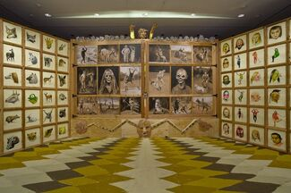 MAMBO JAMBO: Cabinet of the Cosmos, installation view