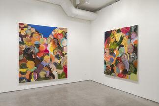 Aaron Johnson: New Paintings, installation view