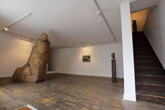 Carlos Zapata 'Hearing Other's Footsteps', installation view