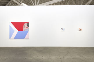 Shapes and Lovers, installation view