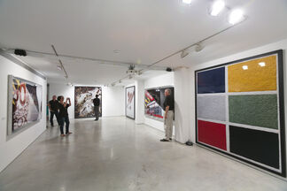 Vik Muniz   Selected Works, installation view