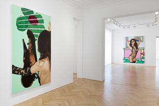 Gallery Weekend Berlin: RICHARD PHILLIPS, installation view