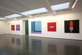 Michael Craig-Martin: Transience, installation view