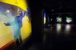 Amit Desai: Transcendance, installation view
