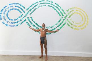 Michelangelo Pistoletto, The Third Paradise., installation view