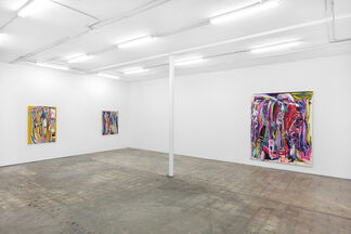 Electric Prism, installation view
