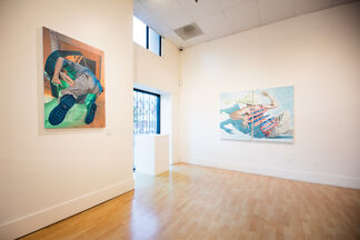 Catch Me If You Can, installation view