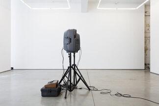 "Cory Arcangel - ""MCS"", installation view"