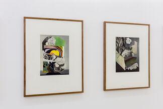 Beyond, Within by Malin Gabriella Nordin, installation view