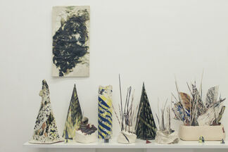 Contrasts, installation view
