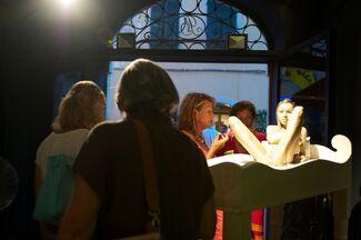 Girls, installation view