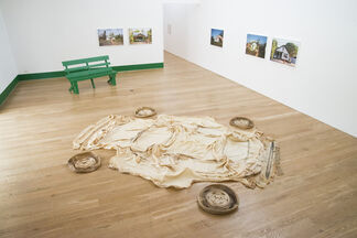 CLARISSA TOSSIN   HOW DOES IT TRAVEL?, installation view