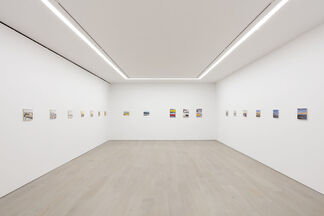 JEAN-PHILIPPE DELHOMME — 'NEW YORK IN THE DISTANCE', installation view