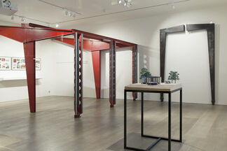 Petites Machines d'Architecture, installation view