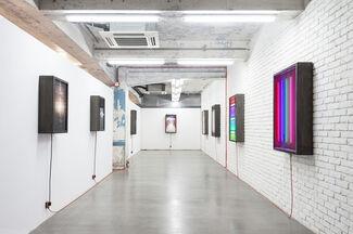 Powerless   Eason Tsang Ka Wai, installation view