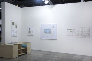 Blau Projects at ArtRio 2015, installation view