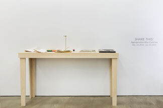 Share This! Appropriation After Cynicism, installation view