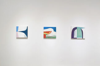 "David Aylsworth - ""Sweet sweet sweet sweet sweet tea"", installation view"