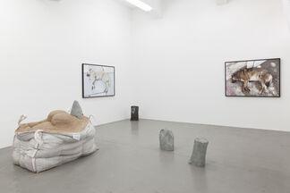 """Lena Henke """"DIE"""", installation view"""