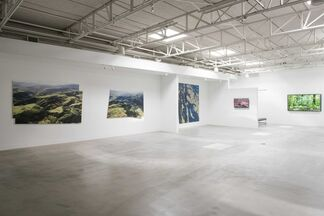 Mark Tribe: New Landscapes, installation view