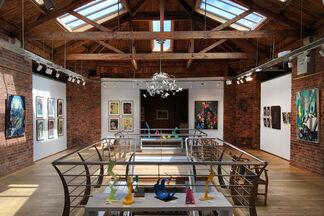 Dan Cimmermann / Northern Soul, installation view