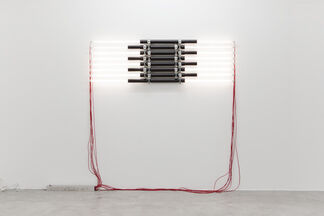 Bodson at Art Brussels 2014, installation view