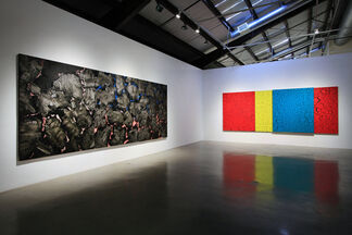 Moses @ 90, installation view
