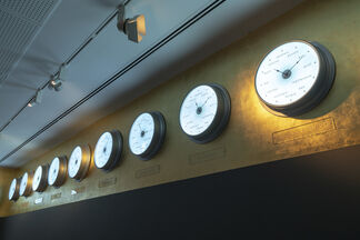 The Time Needs Changing: Cao Fei, Nilbar Güreş, Raqs Media Collective, installation view