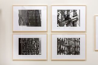 André de Jong:  New York Diary (Photography Series), installation view
