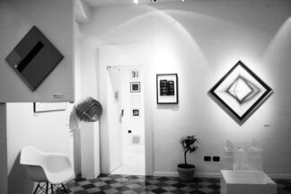 Leggere dagli anni sessanta: da Milano al gruppo N di Padova, installation view