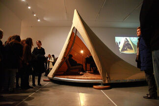 """DRE WAPENAAR """"SOLO For YOU Piano Pavilion"""", installation view"""