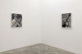 Cut nothing, cut parts, cut the whole, cute the order of time., installation view