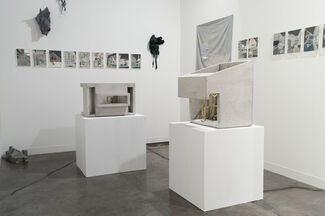 Galerie Jocelyn Wolff at Art Basel in Miami Beach 2015, installation view