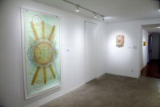 Tayo Heuser, installation view