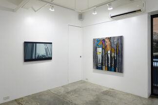 The Tearjerker Returns, installation view