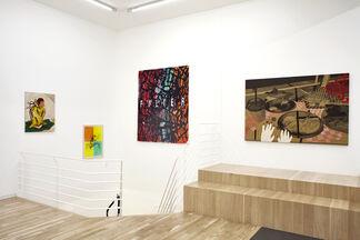 Various Others. Joker – Marcel Broodthaers, Rasmus Nilausen, Caragh Thuring und Troels Wörsel, installation view
