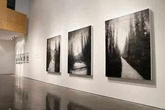 "John Folsom - ""Diminishing Returns"", installation view"