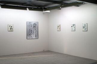 "Sugiura Kunié ""Botanic after Anna Atkins"", installation view"