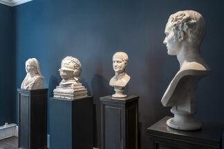 A Taste For Sculpture V, installation view