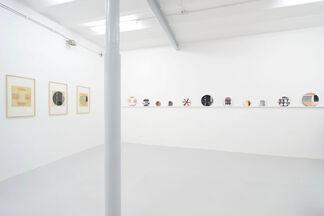 Ettore Sottsass - Smalti 1958, installation view