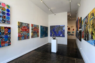 It Runs in the Family, installation view