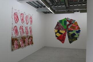 Claude Viallat, Part 2, installation view
