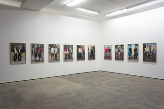 Gallery Weekend Berlin: Nevin Aladag - Session, installation view